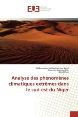 Analyse des phénomènes climatiques extrêmes dans le sud-est du Niger