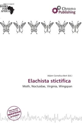 Elachista stictifica