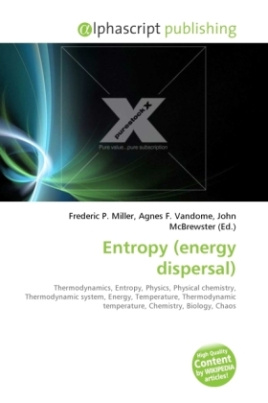 Entropy (energy dispersal)