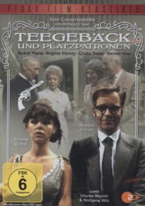 Teegebäck und Platzpatronen, 1 DVD