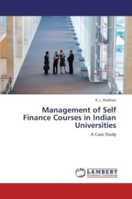 Management of Self Finance Courses in Indian Universities
