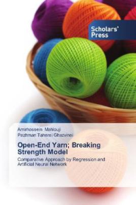 Open-End Yarn; Breaking Strength Model