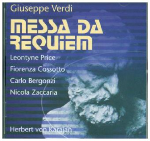 Messa da Requiem, 1 Audio-CD
