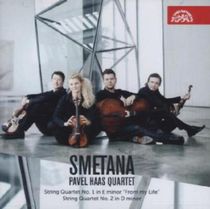 Streichquartette Nr. 1 & 2, 1 Audio-CD