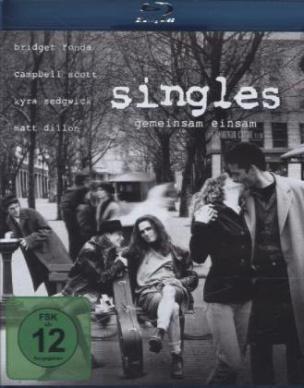 Singles - Gemeinsam einsam, 1 Blu-ray