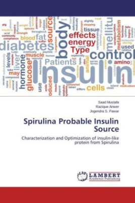 Spirulina Probable Insulin Source