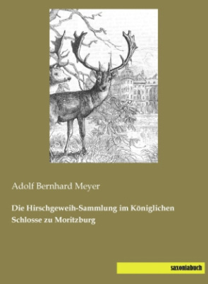 Die Hirschgeweih-Sammlung im Königlichen Schlosse zu Moritzburg