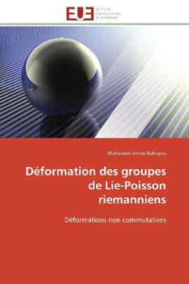 Déformation des groupes de Lie-Poisson riemanniens