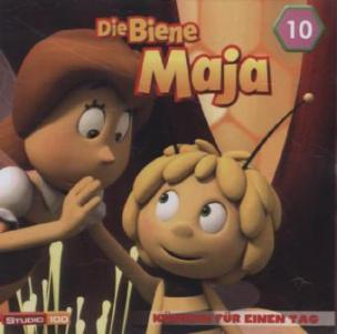 Die Biene Maja (CGI) - Königin für einen Tag u.a., 1 Audio-CD