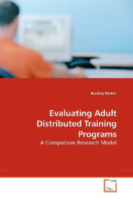 Evaluating Adult Distributed Training Programs