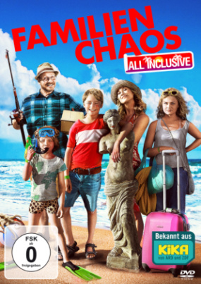 Familienchaos - All inclusive, 1 DVD