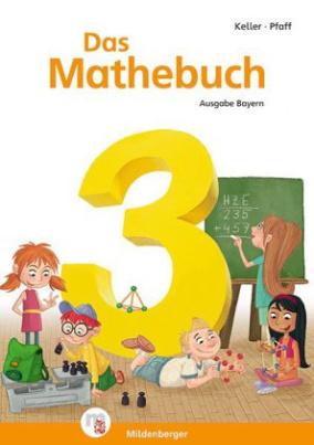 "3. Jahrgangsstufe, Schülerbuch mit CD-ROM ""Mathetiger Basic"""