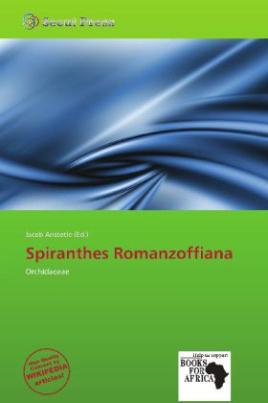 Spiranthes Romanzoffiana
