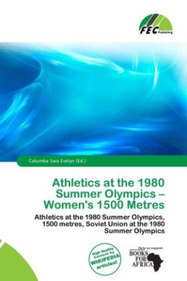 Athletics at the 1980 Summer Olympics - Women's 1500 Metres