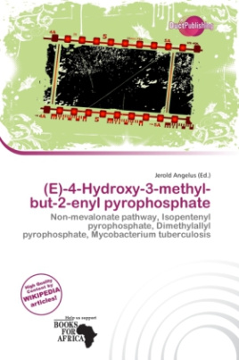 (E)-4-Hydroxy-3-methyl-but-2-enyl pyrophosphate