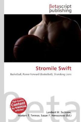 Stromile Swift