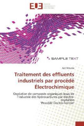 Traitement des effluents industriels par procédé Électrochimique