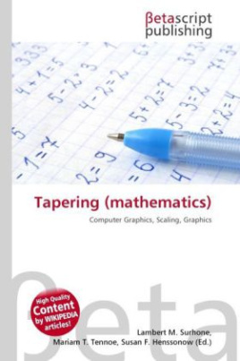Tapering (mathematics)