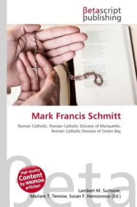 Mark Francis Schmitt