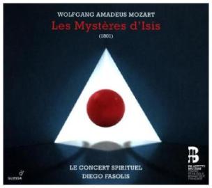 Mozart: Les Mystères d'Isis (Paris, 1801)