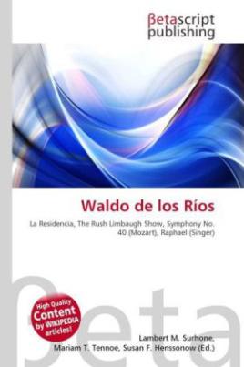 Waldo de los Ríos