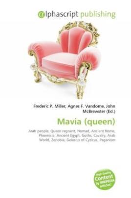 Mavia (queen)