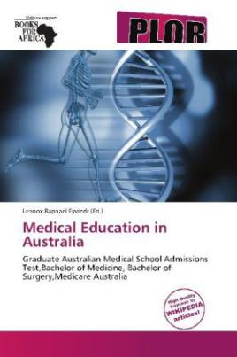 Medical Education in Australia
