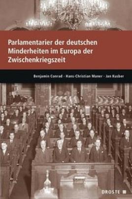 Parlamentarier der deutschen Minderheiten im Europa der Zwischenkriegszeit