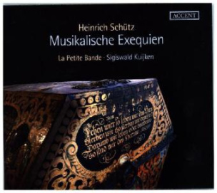 Musikalische Exequien, 1 Audio-CD