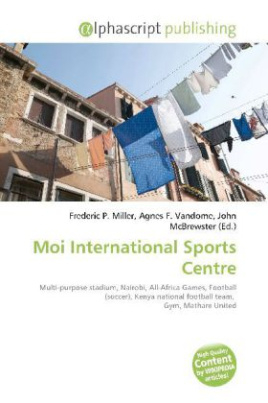 Moi International Sports Centre