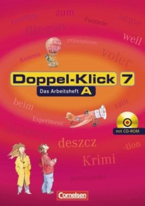 7. Schuljahr, Arbeitsheft A m. CD-ROM
