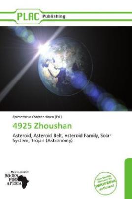 4925 Zhoushan