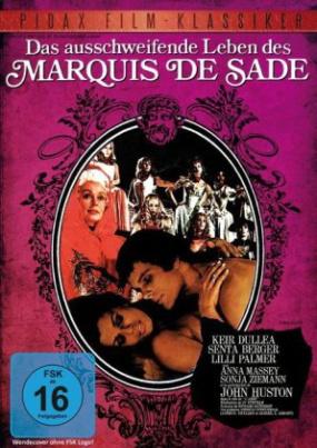 Das ausschweifende Leben des Marquis de Sade, 1 DVD