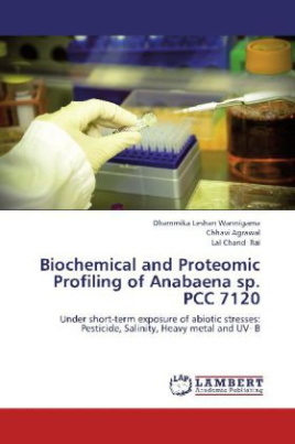 Biochemical and Proteomic Profiling of Anabaena sp. PCC 7120