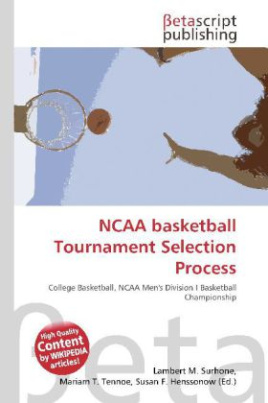 NCAA basketball Tournament Selection Process