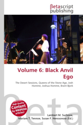 Volume 6: Black Anvil Ego