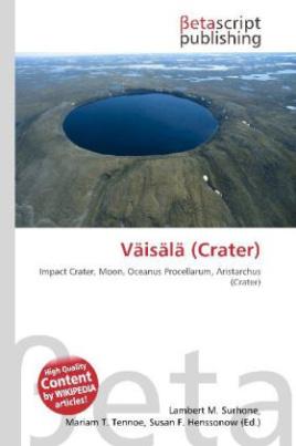Väisälä (Crater)