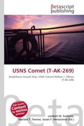 USNS Comet (T-AK-269)
