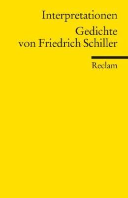 Gedichte von Friedrich Schiller