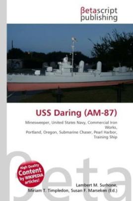 USS Daring (AM-87)