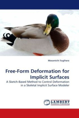 Free-Form Deformation for Implicit Surfaces