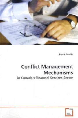 Conflict Management Mechanisms