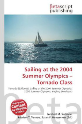 Sailing at the 2004 Summer Olympics - Tornado Class