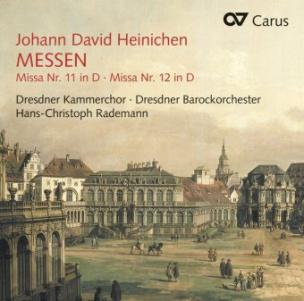 Messen Nr. 11 & 12, 1 Audio-CD