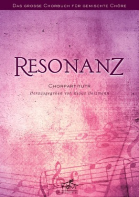 Resonanz - Chorpartitur