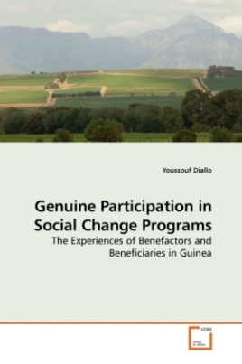 Genuine Participation in Social Change Programs