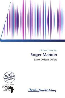 Roger Mander