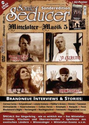 Mittelalter-Musik, m. DVD + XL-Poster. Tl.5