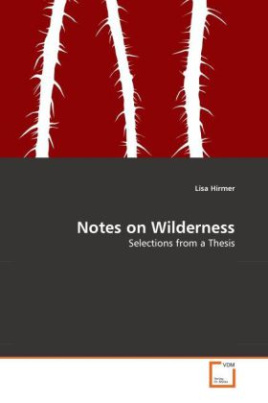 Notes on Wilderness