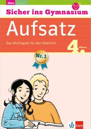 sicher ins gymnasium deutsch aufsatz 4 klasse